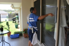 External window cleaning in Caloundra